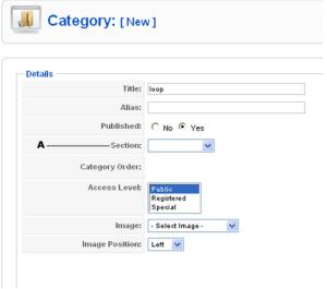 joomla_category_selection